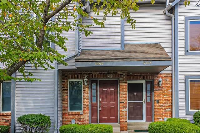 3404 Sherman Park 4D, Saint Charles, MO 63303 (#21074230) :: Matt Smith Real Estate Group