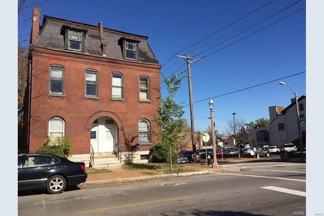 3101 Meramec, St Louis, MO 63118 (#21074254) :: Walker Real Estate Team