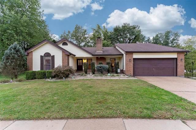 5469 Greenton Way, St Louis, MO 63128 (#21074257) :: Jeremy Schneider Real Estate