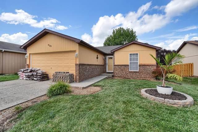 429 Eagle Terrace Drive, O'Fallon, IL 62269 (#21074258) :: Fusion Realty, LLC