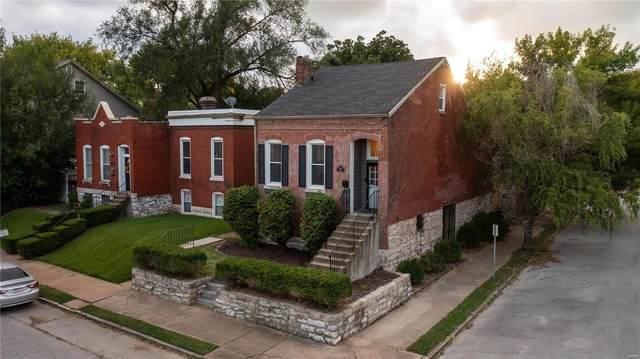 1901 Oregon Avenue, St Louis, MO 63104 (#21074262) :: Krista Hartmann Home Team