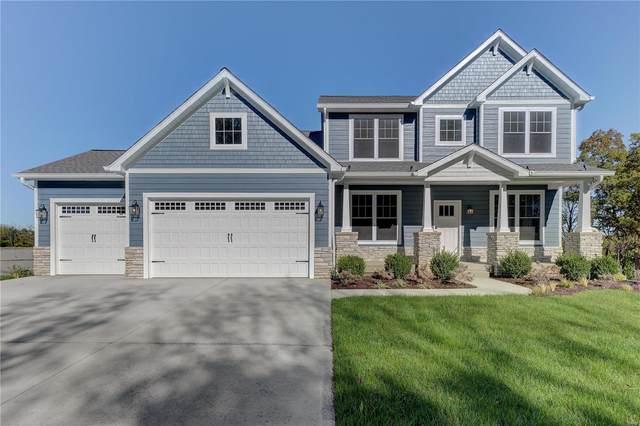 29 Grantham Estates Drive, Wentzville, MO 63385 (#21074276) :: Kelly Hager Group | TdD Premier Real Estate