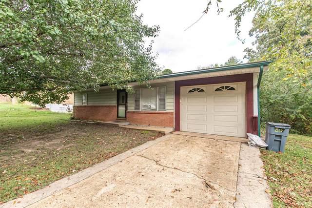 1715 Ellen Drive, Poplar Bluff, MO 63901 (#21074295) :: The Becky O'Neill Power Home Selling Team