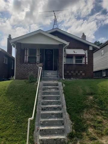 4864 Calvin Ave, St Louis, MO 63115 (#21074298) :: Matt Smith Real Estate Group