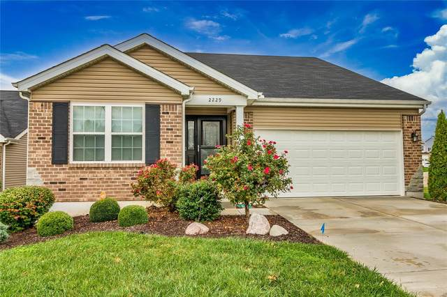 2229 Hagenstone Terr, St Louis, MO 63125 (#21074299) :: Terry Gannon   Re/Max Results