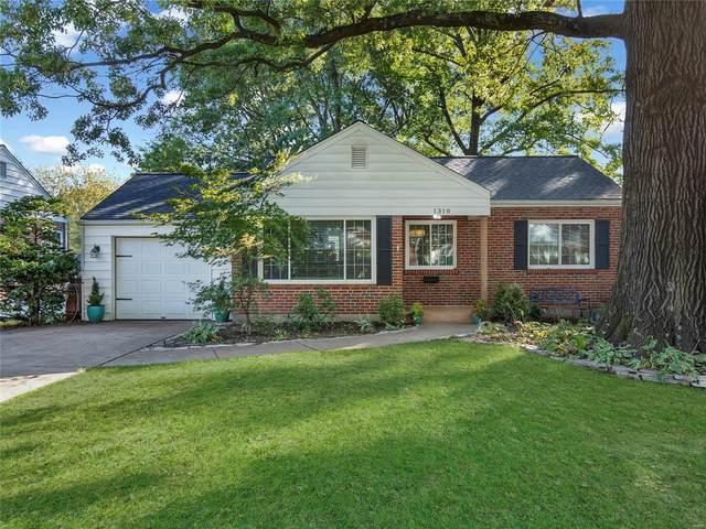 1310 Lanvale, St Louis, MO 63119 (#21074313) :: Kelly Hager Group   TdD Premier Real Estate