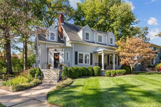 419 California Avenue, Webster Groves, MO 63119 (#21074319) :: Kelly Hager Group   TdD Premier Real Estate