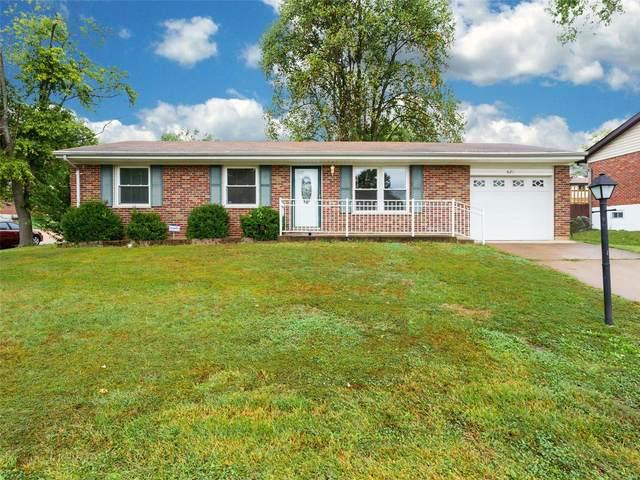 621 Wren, Arnold, MO 63010 (#21074326) :: Finest Homes Network