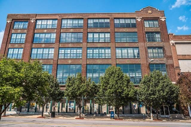 2323 Locust Street #502, St Louis, MO 63103 (#21074328) :: Matt Smith Real Estate Group