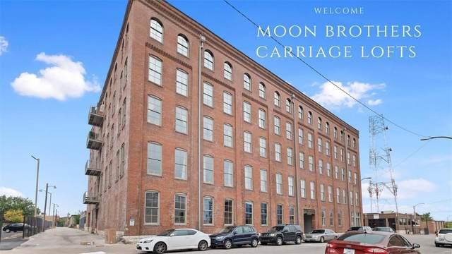 721 N 17th #203, St Louis, MO 63103 (#21074336) :: Matt Smith Real Estate Group