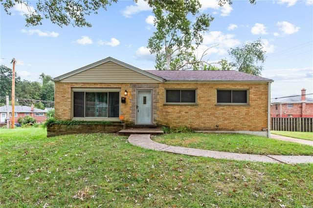 8000 Appleton, St Louis, MO 63130 (#21074339) :: RE/MAX Professional Realty