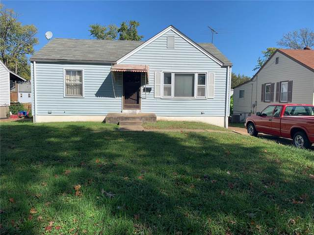 9913 Zykan Court, Overland, MO 63114 (#21074351) :: Parson Realty Group