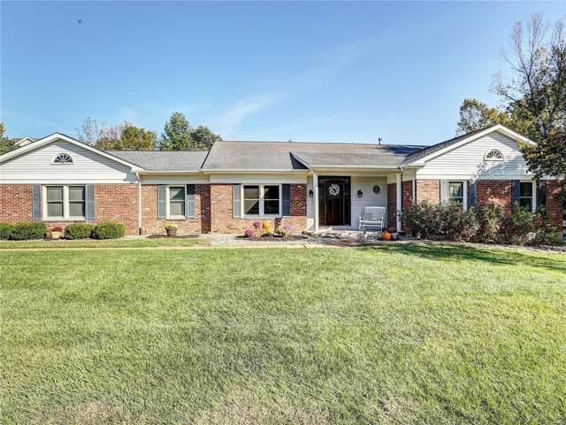 5808 Hightower, St Louis, MO 63128 (#21074353) :: Jeremy Schneider Real Estate