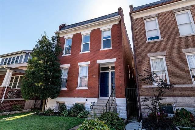 4140 Flad Avenue, St Louis, MO 63110 (#21074355) :: Matt Smith Real Estate Group
