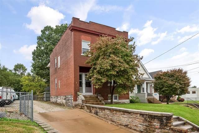 6435 Dale Avenue, St Louis, MO 63139 (#21074357) :: Reconnect Real Estate