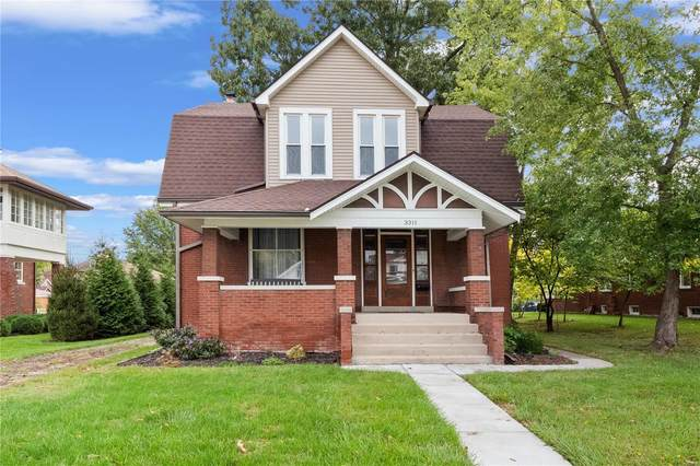 3311 W Main, Belleville, IL 62223 (#21074363) :: RE/MAX Professional Realty