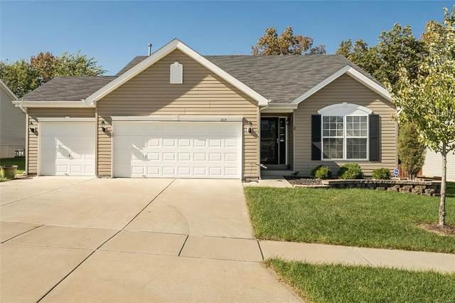 217 Limerick Avenue, Wentzville, MO 63385 (#21074369) :: Kelly Hager Group | TdD Premier Real Estate