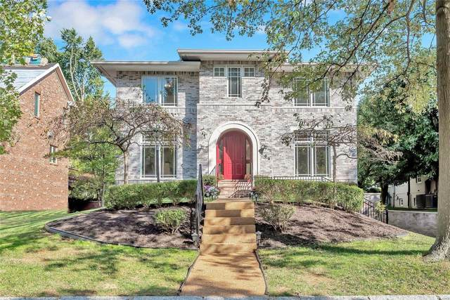 200 Lancaster Drive, Clayton, MO 63105 (#21074372) :: Reconnect Real Estate