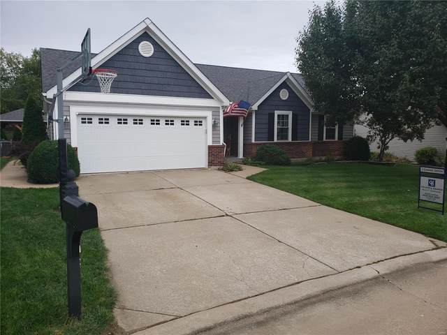 3048 Almond Tree Drive, Saint Peters, MO 63376 (#21074373) :: Parson Realty Group