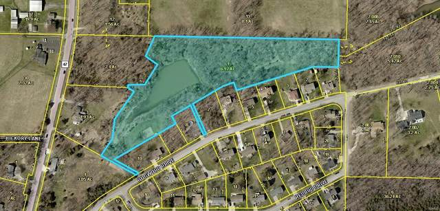 6 -6.97 Acres Off Dogwood Dr, Warrenton, MO 63383 (#21074374) :: Mid Rivers Homes