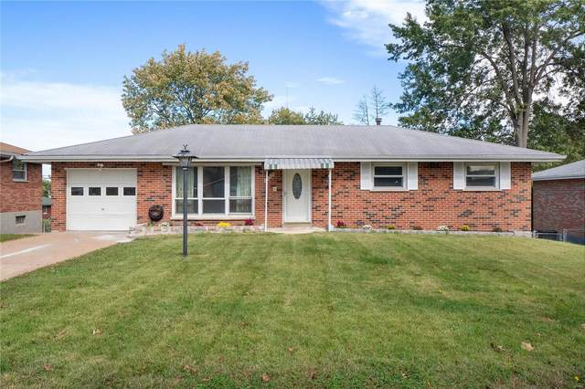 1145 Darding, St Louis, MO 63125 (#21074378) :: RE/MAX Professional Realty