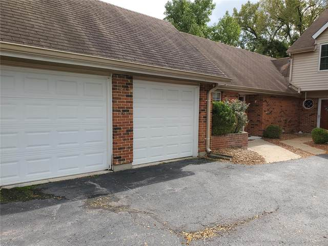 3722 Candlewyck Club Dr F, Florissant, MO 63034 (#21074405) :: Terry Gannon   Re/Max Results