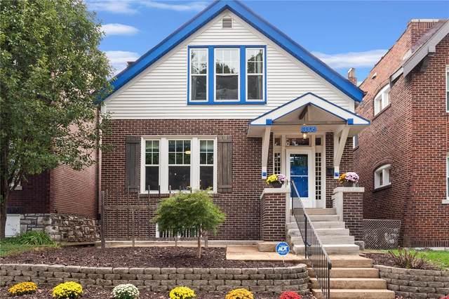3306 Wyoming Street, St Louis, MO 63118 (#21074412) :: Blasingame Group | Keller Williams Marquee