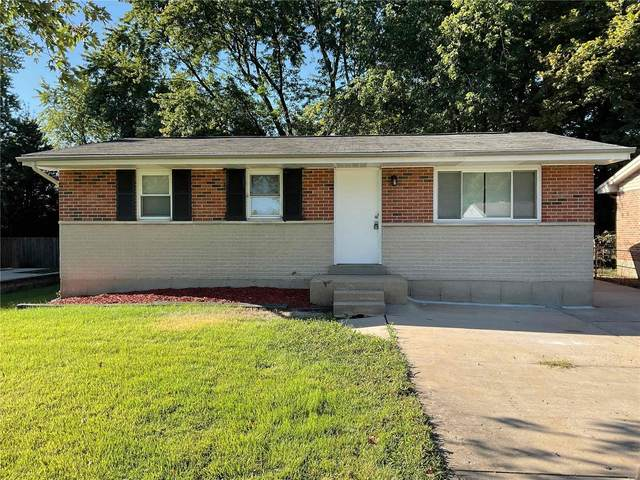 1354 Redman Boulevard, St Louis, MO 63138 (#21074414) :: Parson Realty Group