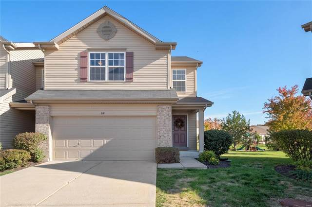 68 Country Field Court, Lake St Louis, MO 63367 (#21074429) :: Jeremy Schneider Real Estate