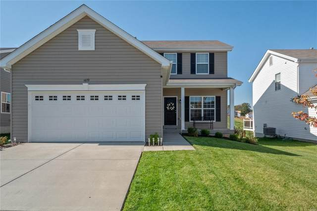 1679 Woods Mill Drive, Wentzville, MO 63385 (#21074431) :: Kelly Hager Group | TdD Premier Real Estate