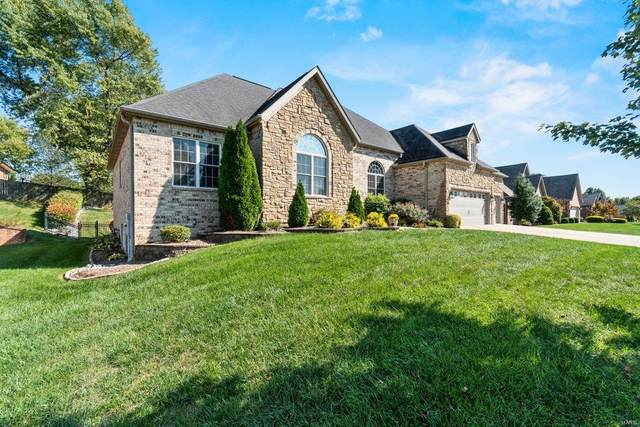 2528 Palomino Drive, Cape Girardeau, MO 63701 (#21074459) :: Matt Smith Real Estate Group