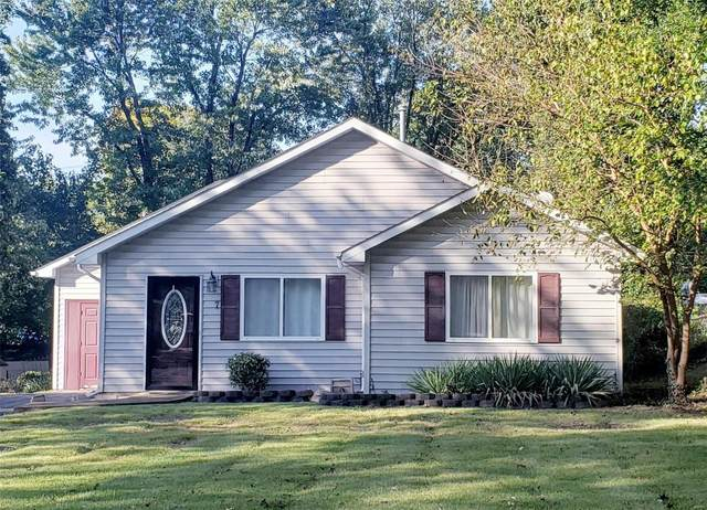7 Redwood Drive, Florissant, MO 63031 (#21074462) :: Parson Realty Group