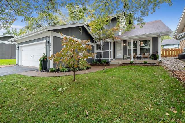 1434 Meadowside, St Louis, MO 63146 (#21074465) :: Blasingame Group | Keller Williams Marquee