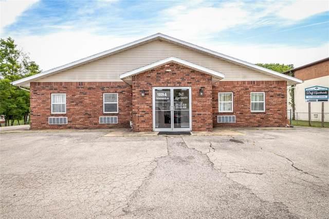 1809 W Historic Rte 66 A, Waynesville, MO 65583 (#21074475) :: Delhougne Realty Group