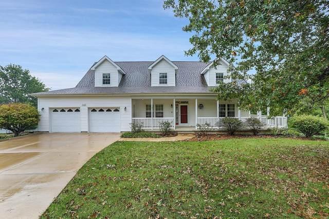 2138 Meadow Oaks Lane, Washington, MO 63090 (#21074478) :: Matt Smith Real Estate Group