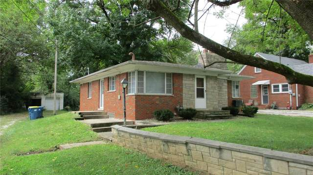 1042 Franklin Avenue, Edwardsville, IL 62025 (#21074484) :: Finest Homes Network
