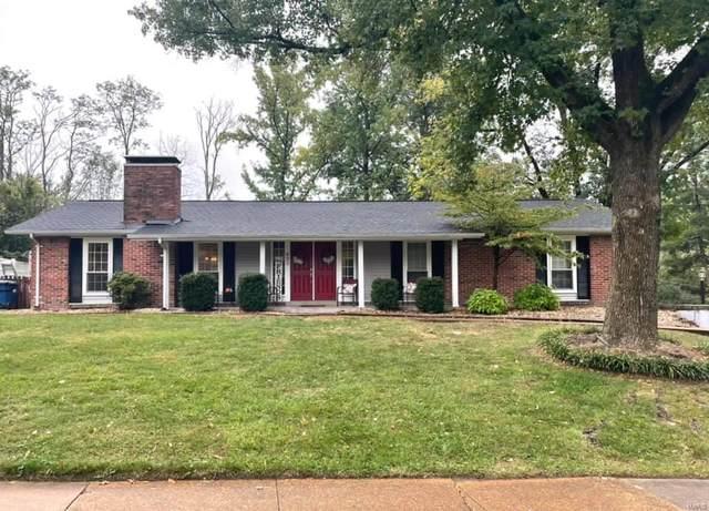 439 Iron Lantern Dr., Ballwin, MO 63011 (#21074486) :: Matt Smith Real Estate Group