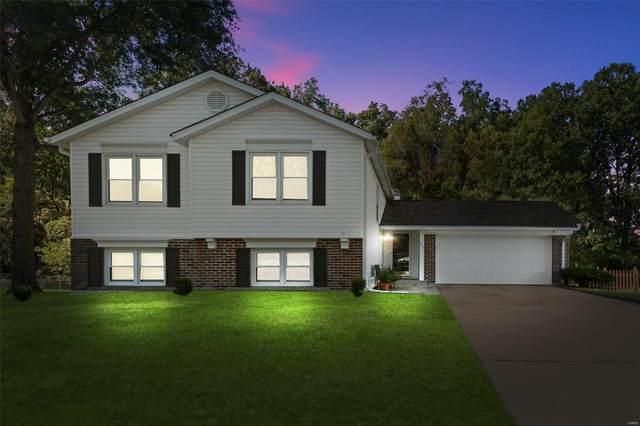 341 Lemonwood Drive, Saint Peters, MO 63376 (#21074499) :: Matt Smith Real Estate Group