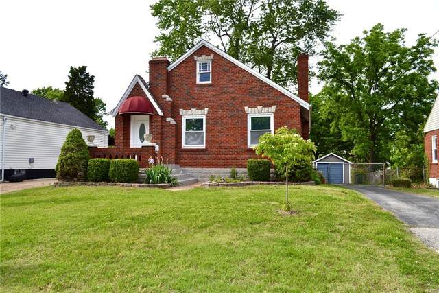 8665 North Avenue, St Louis, MO 63114 (#21074503) :: Finest Homes Network