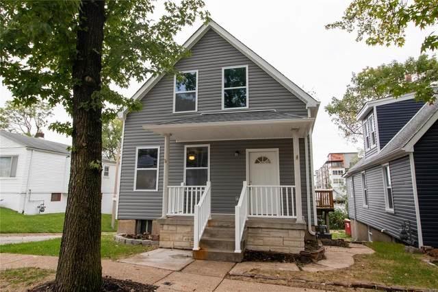 5837 Victoria Avenue, St Louis, MO 63110 (#21074520) :: Finest Homes Network
