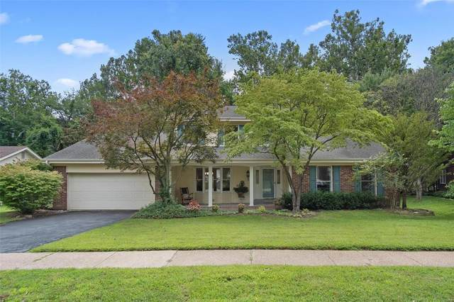 15028 Lake Clay Drive, Chesterfield, MO 63017 (#21074521) :: Innsbrook Properties