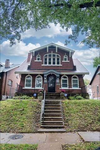 4158 Margaretta Avenue, St Louis, MO 63115 (#21074534) :: Matt Smith Real Estate Group