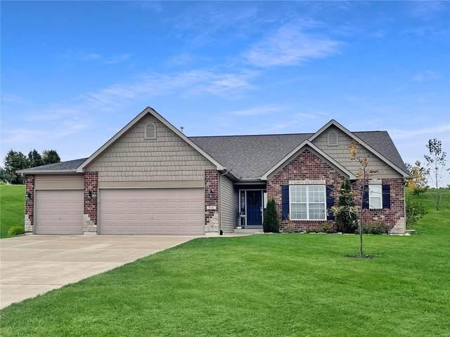 816 Briar Lake Place, Columbia, IL 62236 (#21074538) :: Jeremy Schneider Real Estate