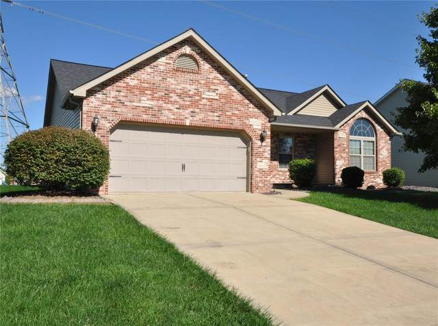 2439 Calico, Maryville, IL 62062 (#21074564) :: Fusion Realty, LLC