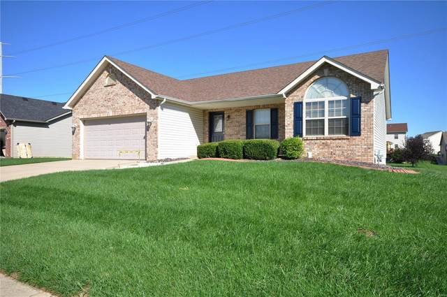 2415 Calico, Maryville, IL 62062 (#21074565) :: Fusion Realty, LLC