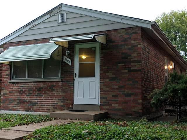 4108 E Iowa Avenue, St Louis, MO 63118 (MLS #21074588) :: Century 21 Prestige