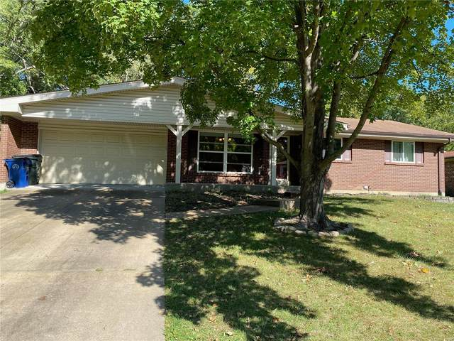 1003 Mallow, Ellisville, MO 63011 (#21074591) :: Finest Homes Network