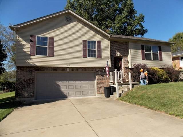 911 Cherry Lane, Washington, MO 63090 (#21074601) :: Matt Smith Real Estate Group