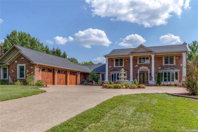 1228 Tammany Lane, Town and Country, MO 63131 (#21074602) :: Delhougne Realty Group
