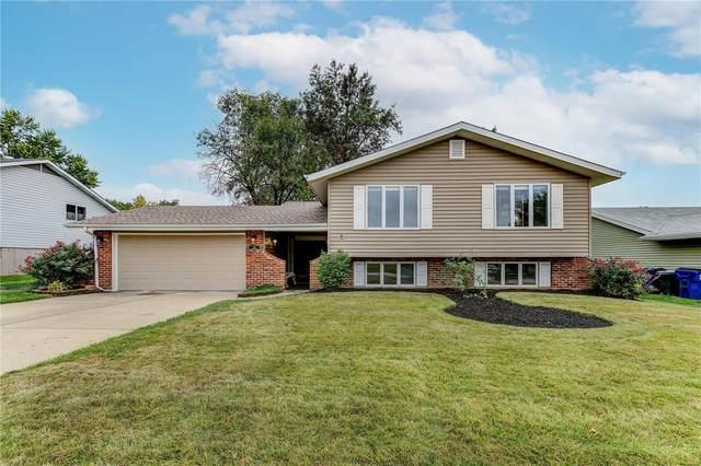 112 Lake Ridge Drive, Saint Peters, MO 63376 (#21074625) :: Matt Smith Real Estate Group